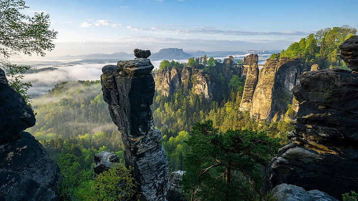 DISCOVER EAST EUROPE + BASTEI CANYON