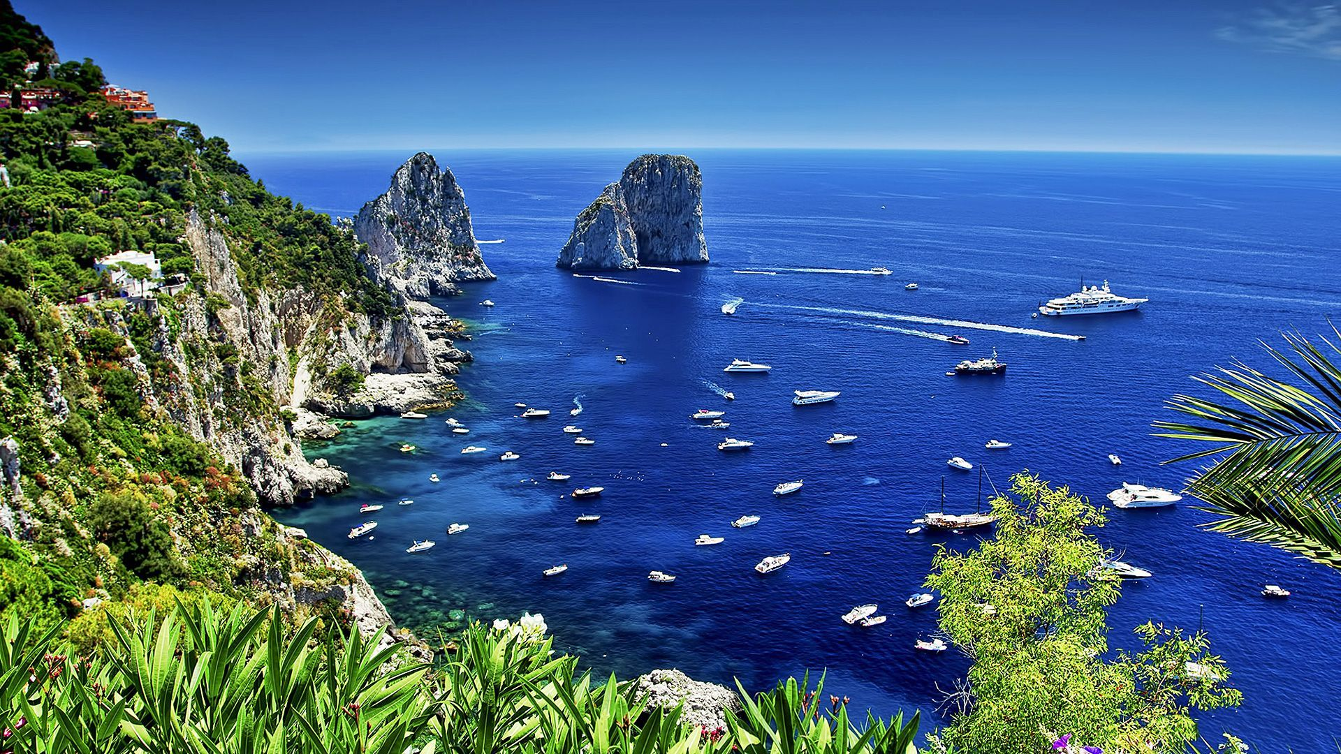 DISCOVER SOUTHERN ITALY + CAPRI ISLAND