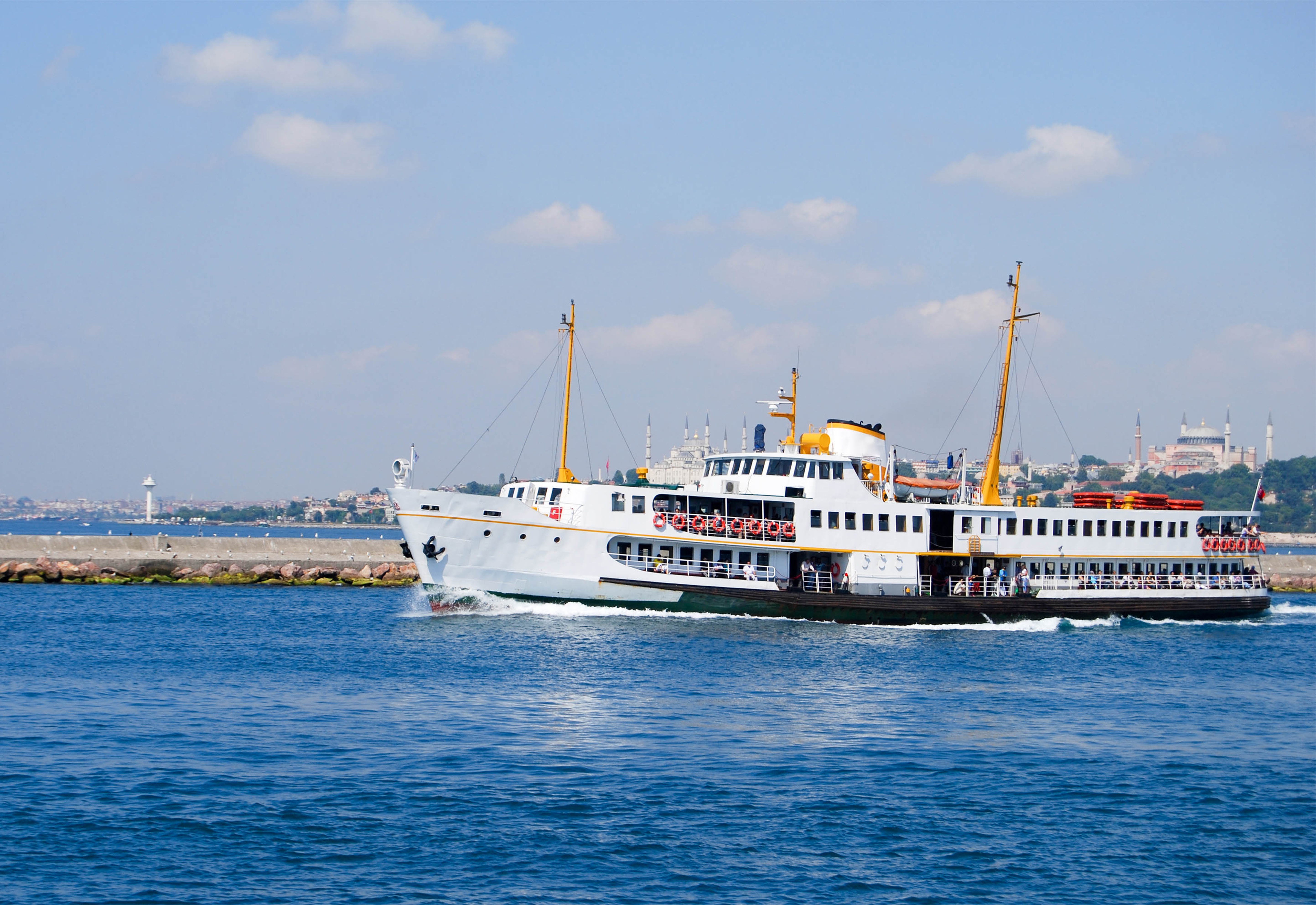 ENJOY TURKEY + BOSPHORUS CRUISE (LEBARAN PERIOD)